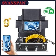 Видеокамера SYANSPAN беспроводная, Wi-Fi, 20/50/100 м, Android/IOS