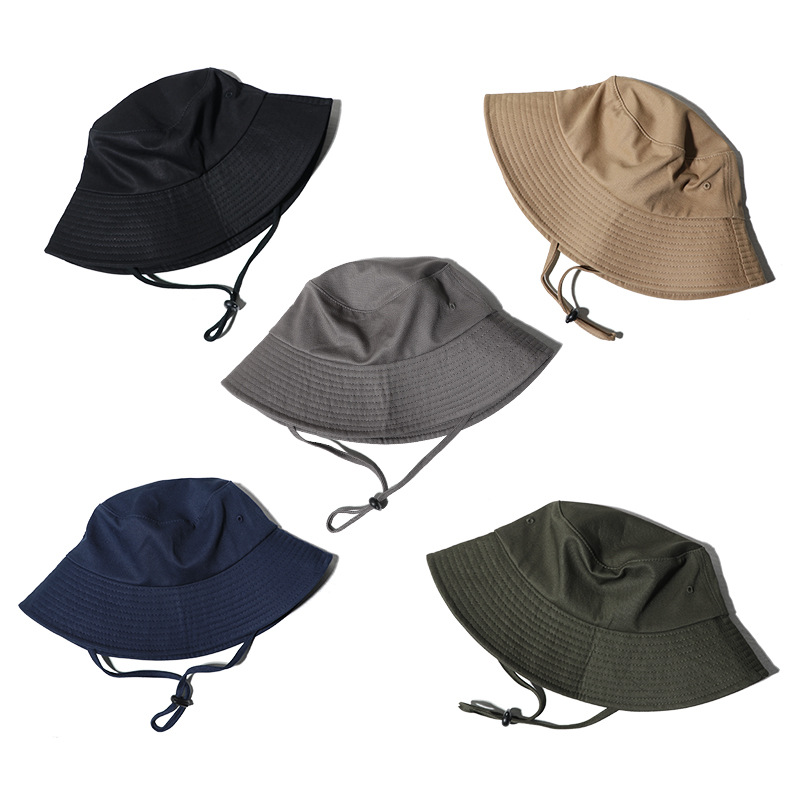 Men Women Bucket Hat Fashion Caps Bob Hat Chapeau Kpop Caps Woman Men UV protection Visor Bucket Sun Hats