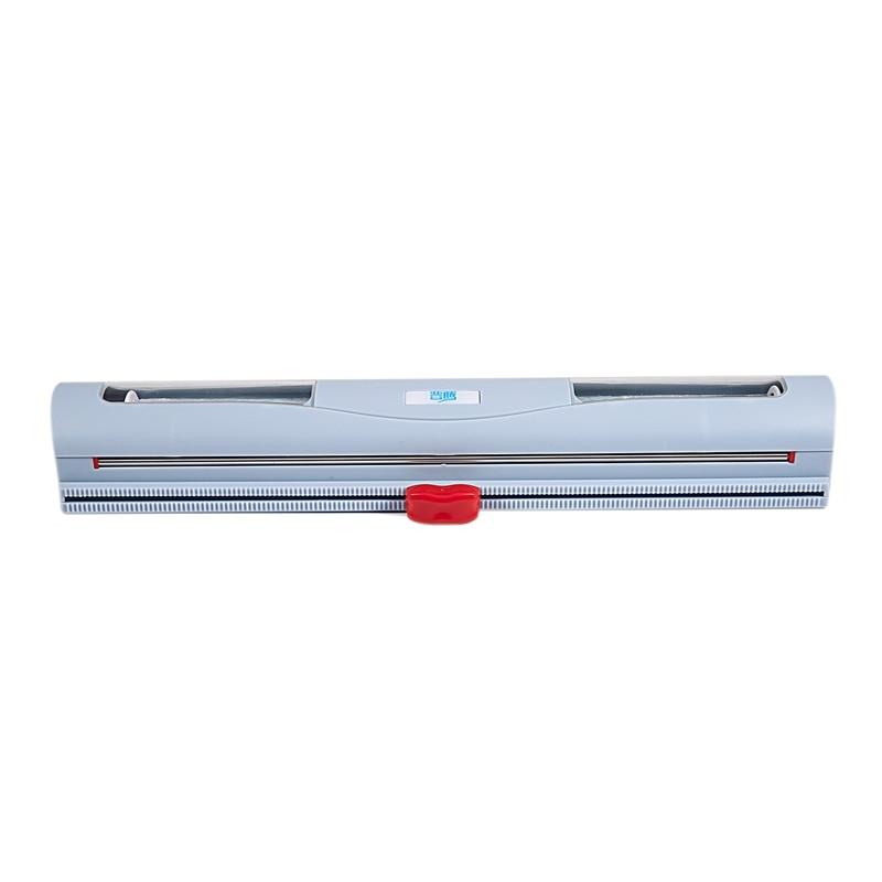 Food Fresh Keeping Plastic Cling Wrap Dispenser Preservative Film Cutter Kitchen Tool|Plastic Wrap Dispensers| |  - title=