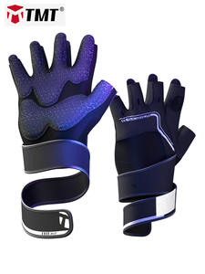 TMT Gym-Gloves Lifting-Training-Gloves Dumbbell Weight Weightlifting Half-Finger Fitness