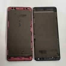 Azqqlbw 사용 프레임 HTC U12 + U12 플러스 전면 하우징 중간 프레임 압력 센서 플렉스 케이블 replacment 수리 부품