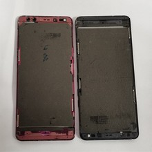 Azqqlbw Sử Dụng Khung Cho HTC U12 + U12 Plus Trước Nhà Ở Giữa Khung Với Áp Suất Cáp Mềm Replacment Sửa Chữa các Bộ Phận