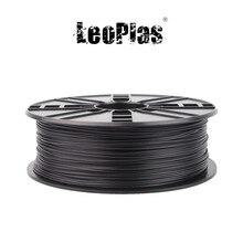 Eua espanha china armazém 2.85mm 1kg 30% ultimaker fibra de carbono pla filamento 3d impressora materiais materiais consumíveis suprimentos impressão