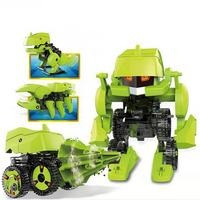 Learn Solar Spider Dinosaur Robot DIY Assemble Educational Science Children Toys Electric Spider Robot Toy Assembles Toys Kits