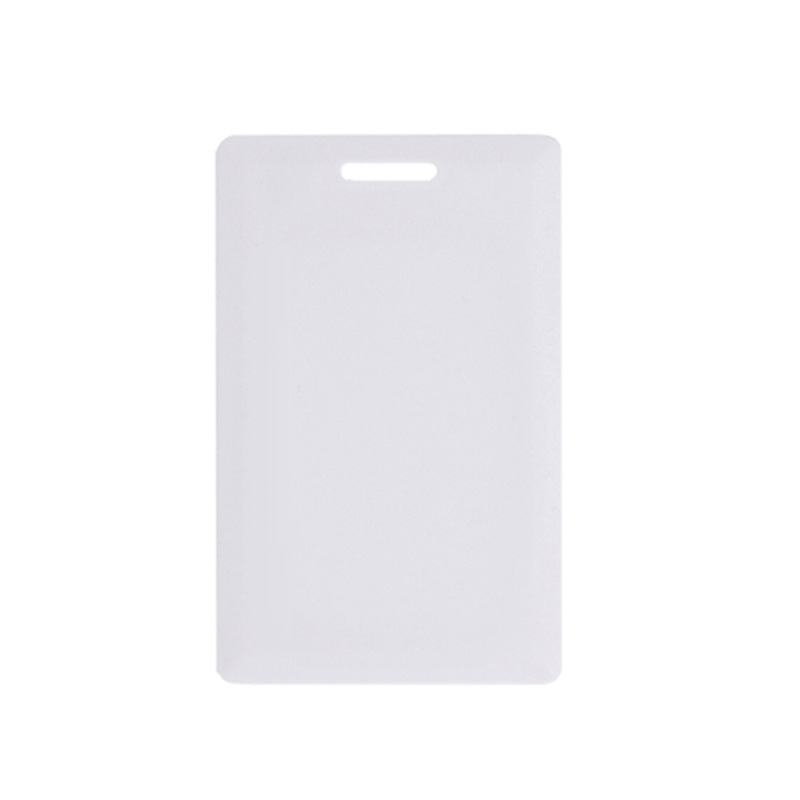 1Pcs RFID 125KHz Writable Rewrite EM4305 PVC Thick Card Empty Card Access Card Keyfob Tag 86mm*54mm