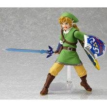 ใหม่ 14cm Zelda Skyward Link mobile Collection Action Figure ของเล่นคริสต์มาสของขวัญตุ๊กตา