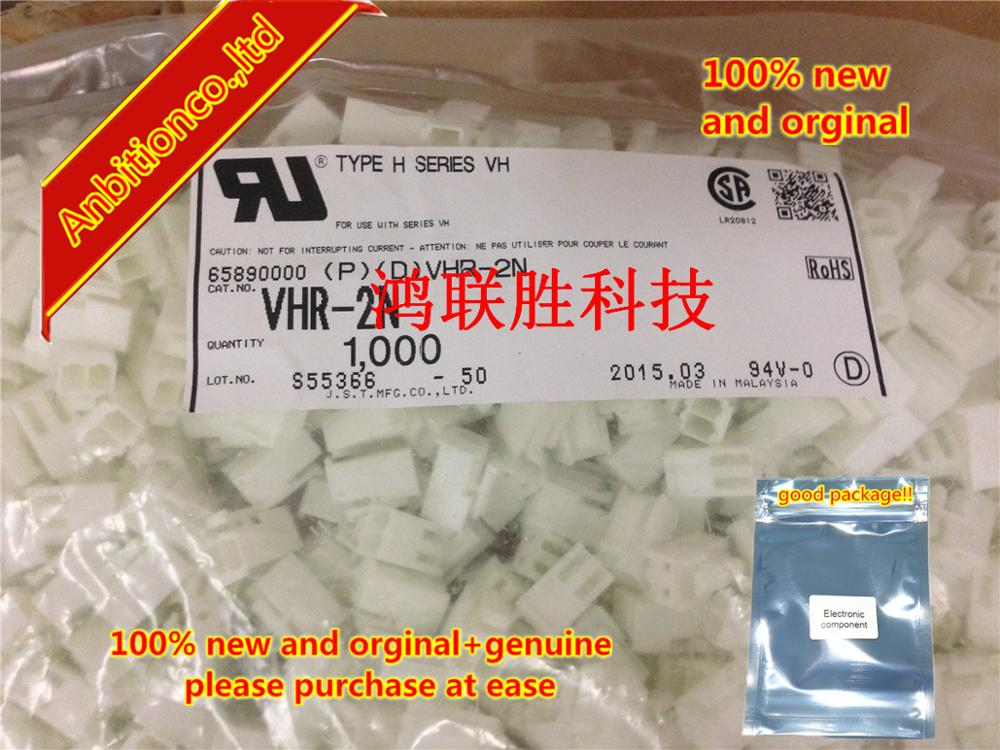 20pcs 100% New Original  Connector VHR-2N Rubber Shell In Stock