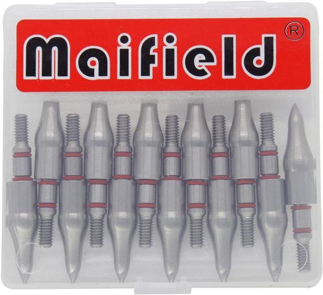 maifield из нержавеющей стали для стрельбы лука поля легко тянутся фотография