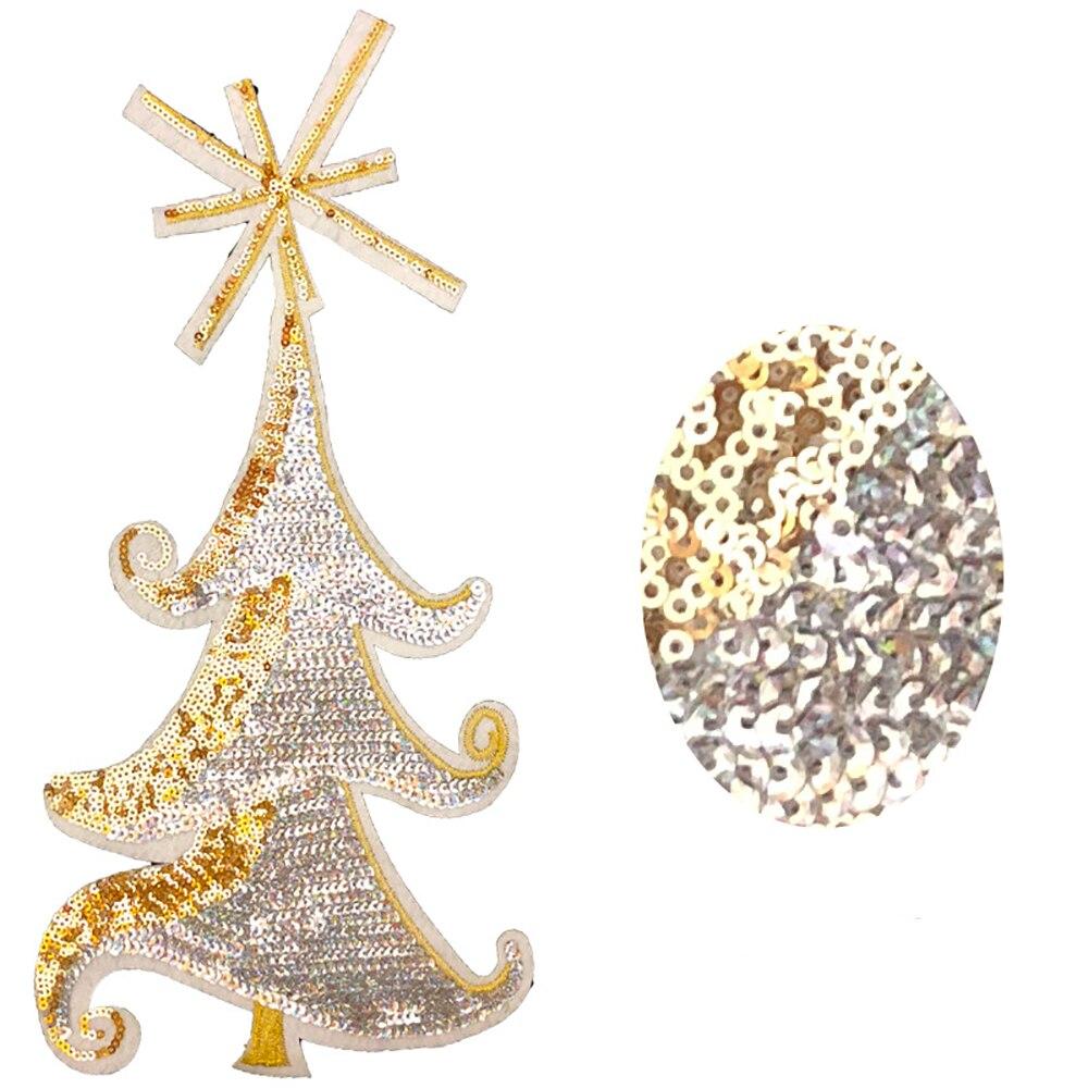 CHRISTMAS XMAS BELLS iron-on Rhinestone diamante bling bead diy transfer patch