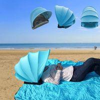 Shader Personal Beach Sun Shade Poop Up Shelter Canopy Portable Umbrella dropshipping