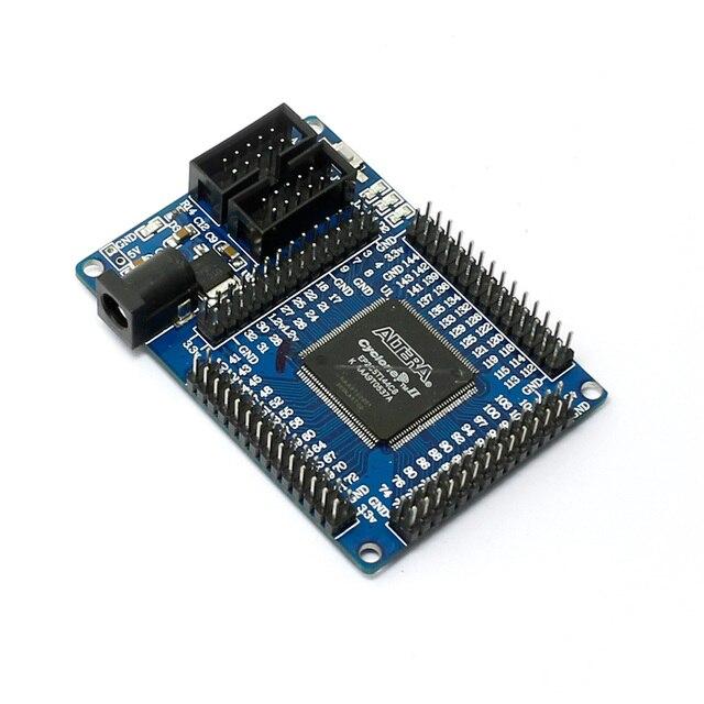 Плата разработки системы ALTERA FPGA Cyclone II EP2C5T144, минимальная