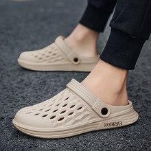 Slipper Sandles Gladiator Sandals Men's 2021 Slippers Men Summer Luxury Sneakers For Brand Flat Shoes Mules Sandal Man Casual