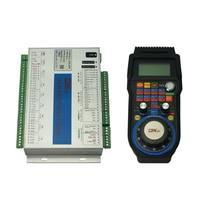CNC Mach3 MK6 Wireless hand wheel 6 Axis USB motion control card CNC Standard Board