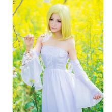 Anime The Seven Deadly Sins Elaine Cosplay Costume Custom Ma
