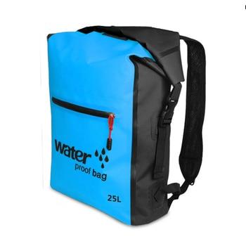 2//5L PVC Waterproof Dry Bag Sack for Canoe Floating Boating Kayaking Camping