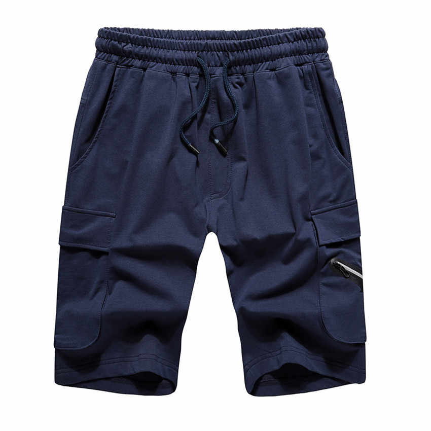 2020 New Summer Mens Casual Men's Overalls Breathable Male Sport Shorts Gym Fitness Homme EU Size J6T887