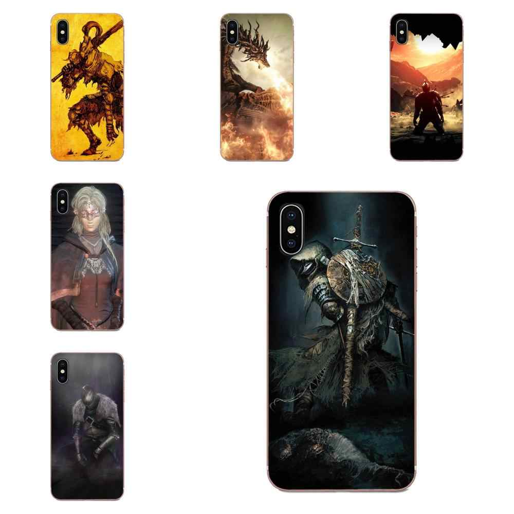 Soft TPU Cell Cover Case Fashion Dark Souls For Huawei Honor Mate Nova Note 20 20s 30 5 5I 5T 7C 8A 8X 9X 10 Pro Lite Play