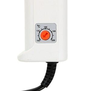 Image 4 - NICEYARD 핫멜트 접착제 총 온도 조절 가열 총구 직경 11mm 일정한 온도 공예 수리 도구