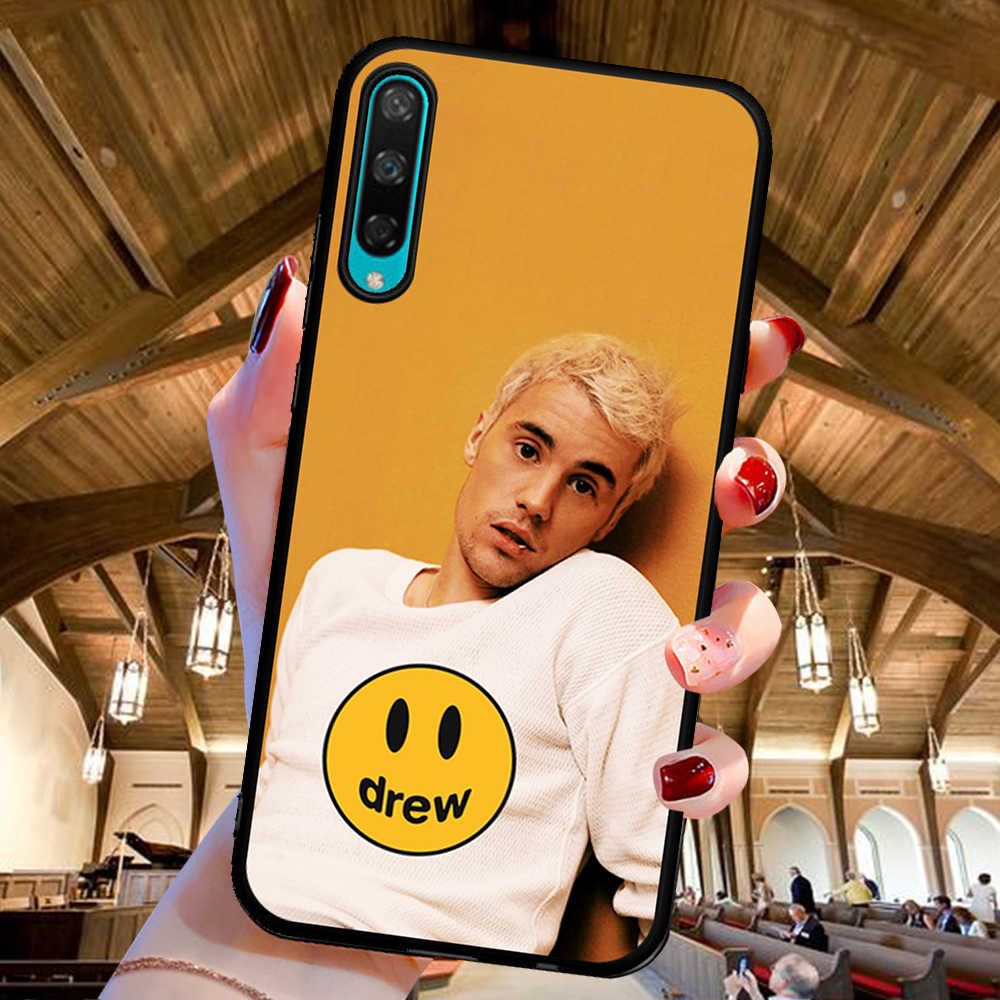 Voor Huawei Honor 8 Lite 8X 8C 9X 9 10 Lite 20 Pro V20 10i 20i 8S 8A Drew huis Justin Bieber Telefoon Case Silicone Soft Tpu Cover