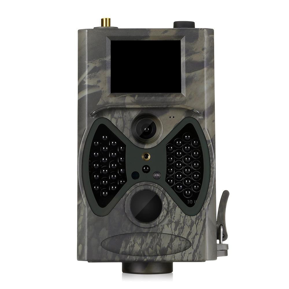 HC300M 12MP 940nm Night Vision Hunting Camera MMS Infrared Hunting Trail Camera Mms Gsm GPRS 2G Game Trap Camera Remote Control