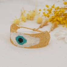 Go2boho 2021 Lucky Evil Eye Armbanden Delica Rocailles Armbanden Unieke Eye Sieraden Pulseras Voor Vrouwen Gift Geïnspireerd Sieraden