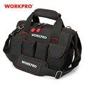 Workpro 12 дюймов Сумки для инструментов 600d полиэстер Электрика Сумка инструмент Наборы сумка