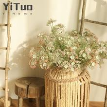 YiTuo Love House Artificial Flowers and Green Plants Decorations MW73783