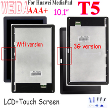 10.1 For Huawei MediaPad T5 3G LCD AGS2-W09HN WIFI Display + Touch Screen Assembly L09 AGS2-W09 AGS2-L03 AGS2-W19