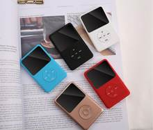 New Version Bluetooth MP3 Music Player with Loud Speaker and built-in 8GB 16GB 32GB HiFi Portable Walkman with Radio /FM/ Record