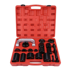 21 Pcs Universal Kugelgelenk Service Tool Set / Auto Auto Reparatur Presse Entferner Separator Installation C-Rahmen Kit