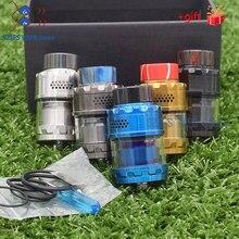 Kylin V2 RTA M RTA 24 мм бак 3 мл/4,5 мл распылитель электронная сигарета Топ сотовая Воздушная система большая сборка палуба испаритель vsHussar проект X