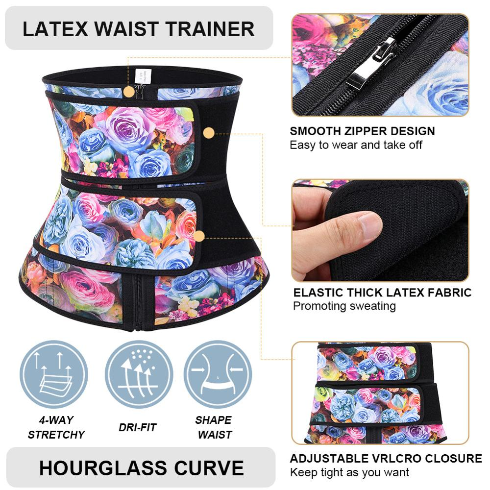 Waist Trainer Cincher Zipper Rose in Achimota- Accra 3