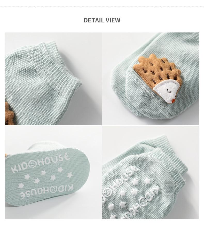 Newborn baby sock
