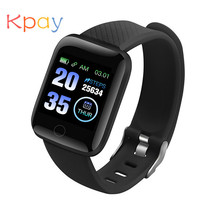 Bluetooth Pedometer Smart Watch Wristband Men Women Sports Fitness Blood Pressure Heart Rate Call Message Reminder Android Watch