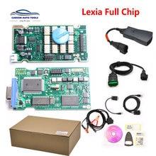 New (Firmware 921815C) Lexia 3 2019Top selling lexia3 Diagnostic pp2000 lexia 3,lexia-3 diagbox 7.83 V7.76 software