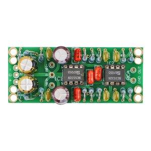 Image 3 - GHXAMP NE5532 متوازن XLR إلى واحد نهاية RCA الناتج المزدوج op أمبير لوحة دوائر كهربائية صغيرة الحجم منخفضة تشويه منخفضة الضوضاء