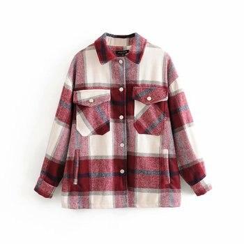Camiseta informal a la Moda para mujer, abrigo, abrigo para invierno, abrigo...