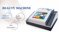Spider vein remover machine remover blood vessels removal skin care tools