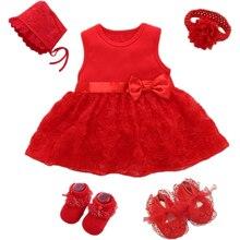 Детское платье для девочек 1 год вечернее маленьких одежда детей