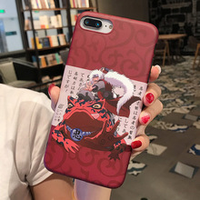 Jiraiya Sennin Phone Case for iPhone 11 6 6s 7 8 plus X XR XS Max
