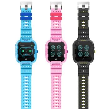 Smartwatch Call Video Camera Waterproof Wristwatch Smart Monitoring Positioning Phone Kids GPS Watch