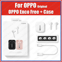 ETI02 Slide Control ORIGINAL OPPO Enco Free tws Earphones Wireless Bluetooth headset Reno ace 3 Pro 2z 2f 10x zoom Find x2 a5 a9
