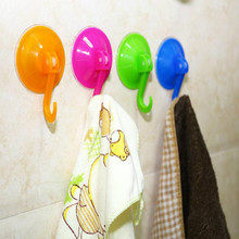 D 7cm bathroom kitchen key holder wall hook suction cup universal hanger towel hooks Cooking tools wall holder 15pcs/lot