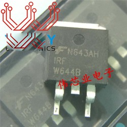 Good Quality 40PCS/LOT IRF W644B IRFW644B IRFW644 MOS field effect transistor 14A 250V N-channel DPAK TO263 transistor