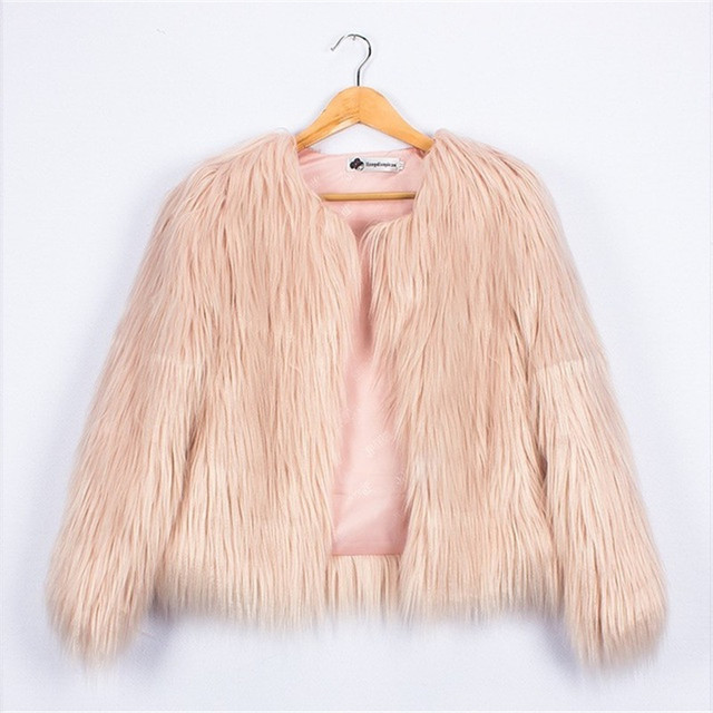 Winter Family Matching Clothing Mother Daughter Fur Faux Tassels Coat Thicken Warm Outwear Mom Girls Matching Jackets H0931 4