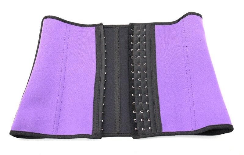 CXZD Waist trainer shapers waist trainer corset Slimming Belt Shaper body shaper slimming modeling strap Belt Slimming Corset (9)