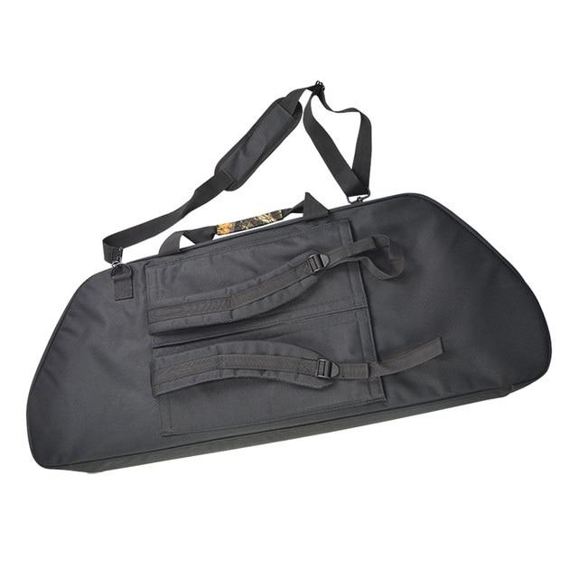 1pc tir à larc composé arc sac 98*38cm haute qualité support sac de transport épaule poche Sports de plein air chasse tir accessoire