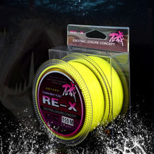 Alta qualidade 150 m semi-flutuante resistente ao desgaste resistência de náilon stretchable jack sea pole rock linha de pesca equipamentos