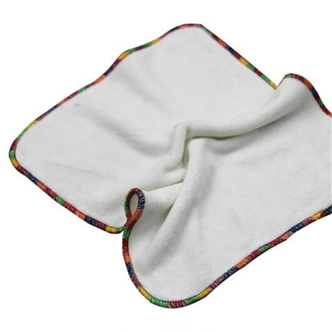 lavavel bebe super macio quadrado toalha bebe coisas toalla
