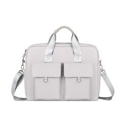 Large Laptop Bag 15.6 Inch Waterproof Notebook Bag For Macbook Air Pro 13 15,13.3/14 Inch Laptop Briefcase Laptop Sleeve Case